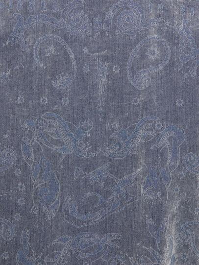 Diesel - D-RONNY, Grey - Denim Shirts - Image 5