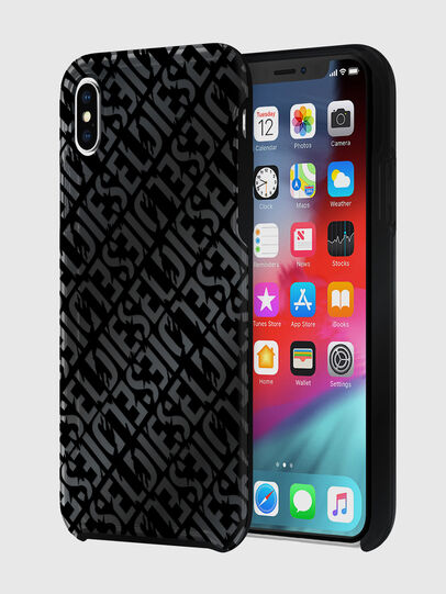Diesel - DIESEL PRINTED CO-MOLD CASE FOR IPHONE XS MAX,  - Cases - Image 1