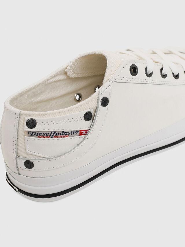 Diesel EXPOSURE IV LOW  W, White - Sneakers - Image 4