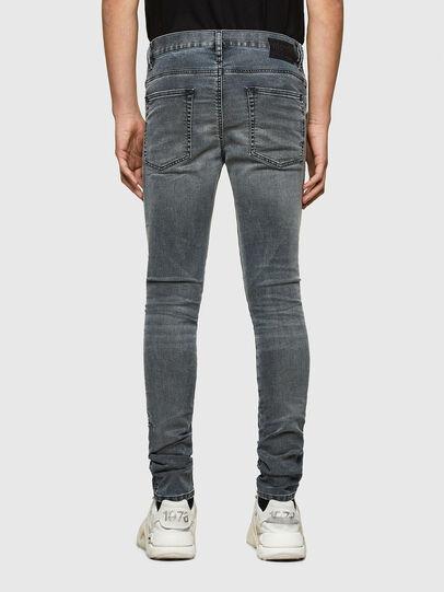 Diesel - D-REEFT JoggJeans® 069RD, Black/Dark grey - Jeans - Image 2