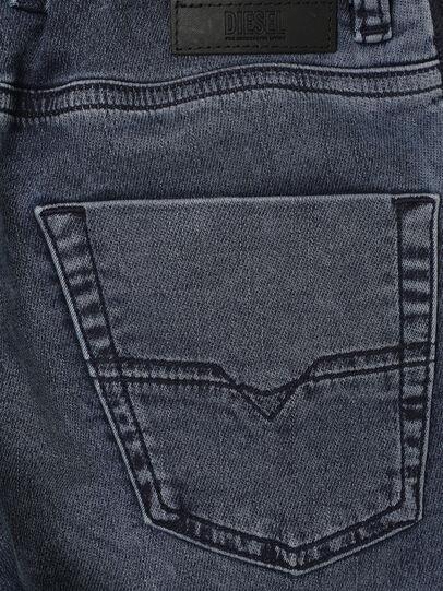 Diesel - KROOLEY-J SH JOGGJEANS, Medium blue - Shorts - Image 4