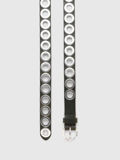 Diesel - B-SPARK, Olive Green - Belts - Image 3