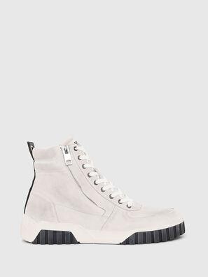 S-RUA MID, White - Sneakers
