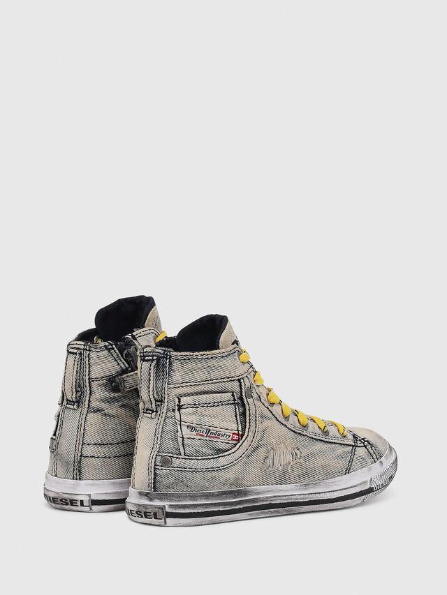 Diesel - SN MID 20 EXPOSURE Y, Grey Jeans - Footwear - Image 3