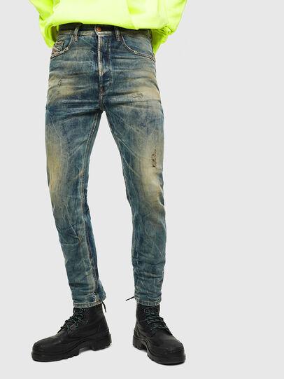 Diesel - D-Eetar 0098G, Medium blue - Jeans - Image 1