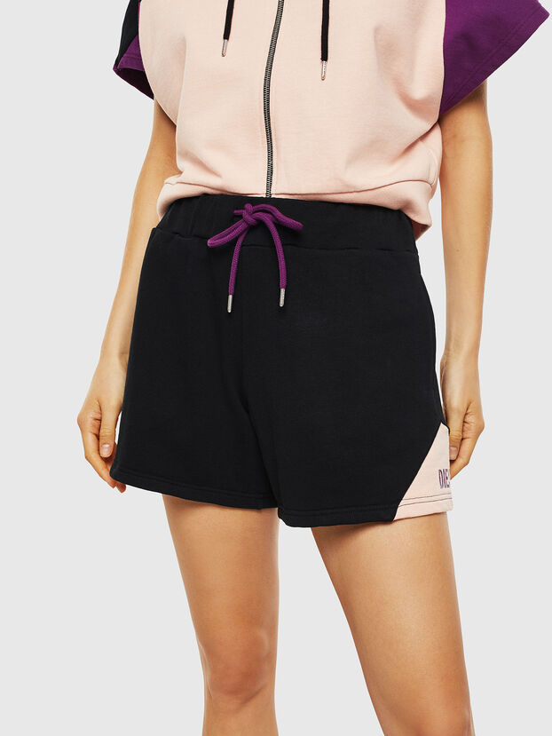 UFLB-SKIRZY, Black/Pink - Pants
