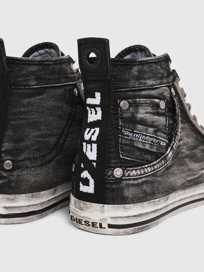 Diesel - EXPOSURE I, Black/Dark grey - Sneakers - Image 4