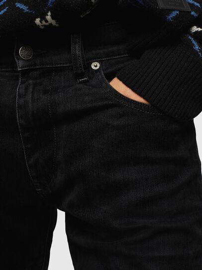 Diesel - D-Strukt 0091I, Black/Dark grey - Jeans - Image 6
