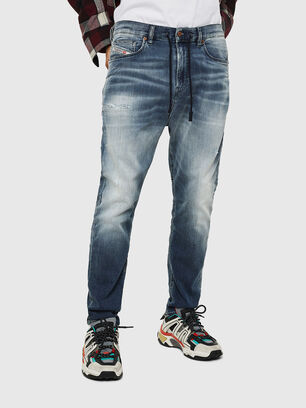 D-Vider JoggJeans 069IP, Medium blue - Jeans