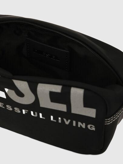 Diesel - BOLD POUCH II, Black - Bags - Image 4