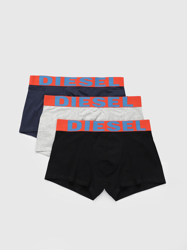 UMBX-SHAWNTHREEPACK, Blue/Orange