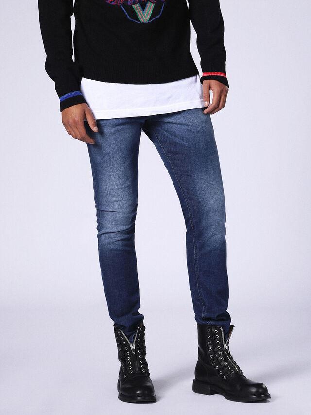 KAKEE 084MW, Blue Jeans
