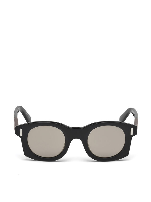 Diesel - DL0226, Black - Sunglasses - Image 1