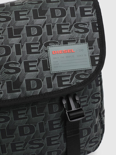Diesel - F-DISCOVER MESSENGER,  - Travel Bags - Image 3