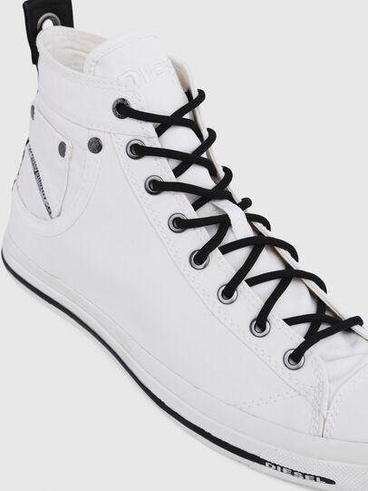 Diesel - EXPOSURE I, White/Black - Sneakers - Image 4
