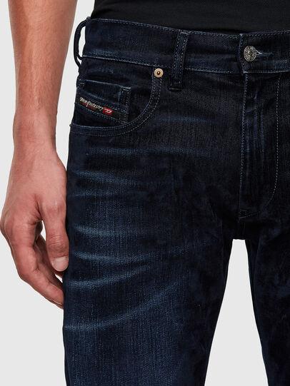 Diesel - D-Strukt 0091U, Dark Blue - Jeans - Image 3
