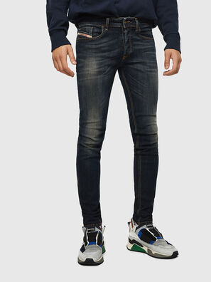 Sleenker 069FX, Dark Blue - Jeans