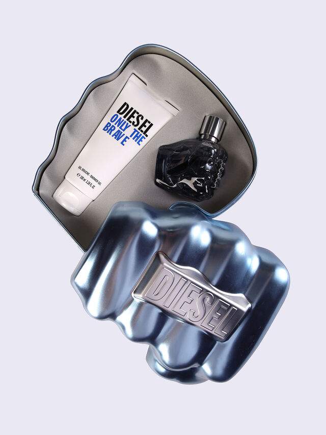 Diesel - ONLY THE BRAVE 50ML METAL GIFT SET, Generic - Only The Brave - Image 1