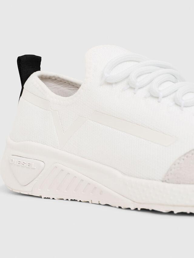 Diesel - S-KBY STRIPE W, White - Sneakers - Image 4