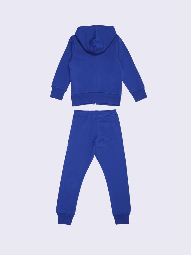SALM-SET, Brlliant blue