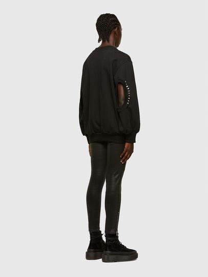 Diesel - F-CIONDY, Black - Sweaters - Image 5