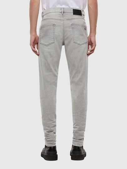 Diesel - D-Strukt 069RE, Light Grey - Jeans - Image 2