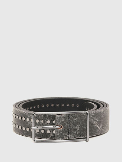 Diesel - B-CLOUDY, Dark Green - Belts - Image 1