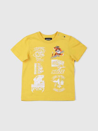 Diesel - TUCSEB,  - T-shirts and Tops - Image 1