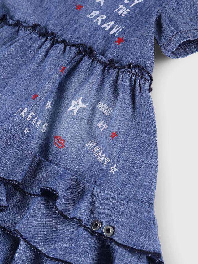 Diesel - DRELLAB, Blue Jeans - Dresses - Image 3