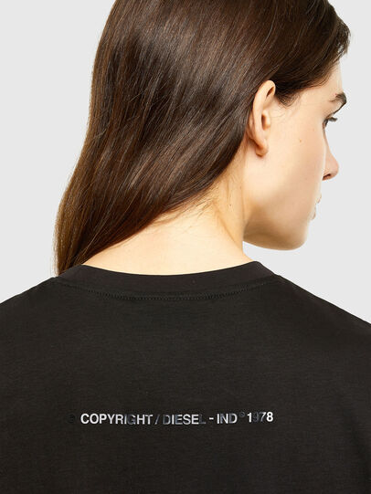 Diesel - D-JOLLIE, Black - Dresses - Image 4