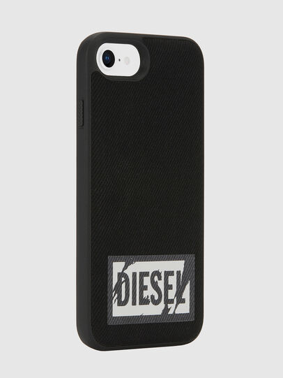 Diesel - BLACK DENIM IPHONE 8/7/6S/6 CASE,  - Cases - Image 5