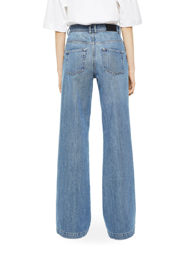 Diesel - TYPE-1903, Blue Jeans - Jeans - Image 2