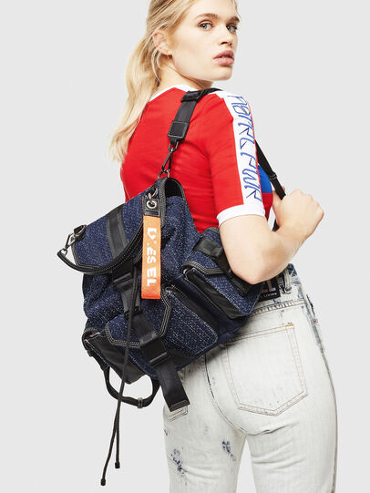 Diesel - MISS-MATCH BACKPACK,  - Backpacks - Image 5
