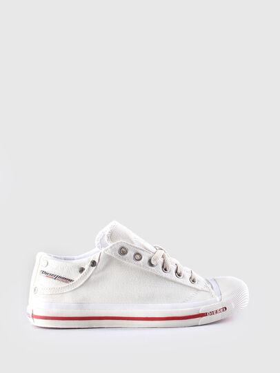 Diesel - EXPOSURE LOW W, White - Sneakers - Image 1