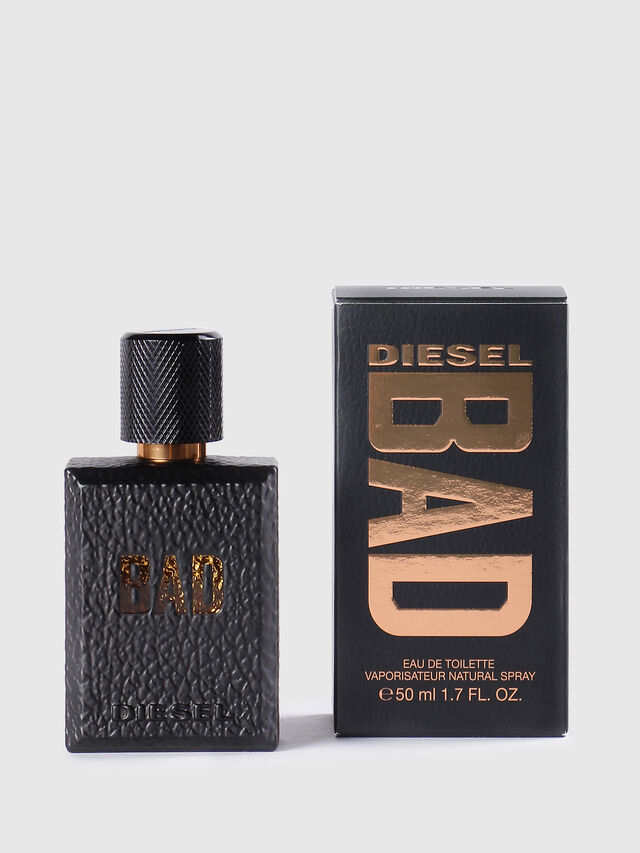 Diesel BAD 50ML, Opaque Black - Bad - Image 1