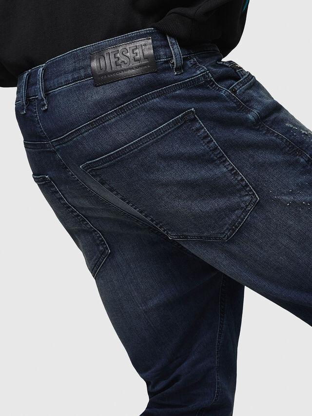 Diesel - D-Vider JoggJeans 069HV, Medium blue - Jeans - Image 5