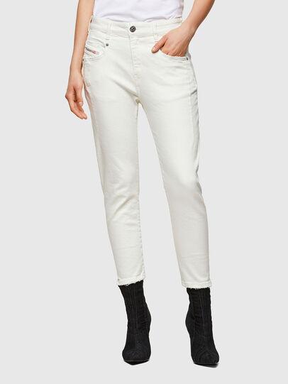 Diesel - Fayza 009NR, White - Jeans - Image 1