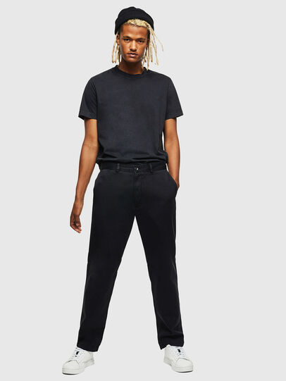 Diesel - P-JOSH, Black - Pants - Image 4