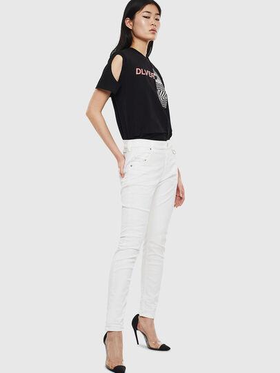 Diesel - Krailey JoggJeans 069DS, White - Jeans - Image 5
