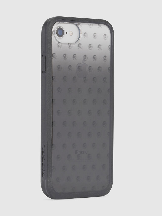 Diesel MOHICAN HEAD DOTS BLACK IPHONE 8/7/6s/6 CASE, Black - Cases - Image 6