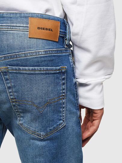 Diesel - Sleenker CN053, Medium blue - Jeans - Image 4