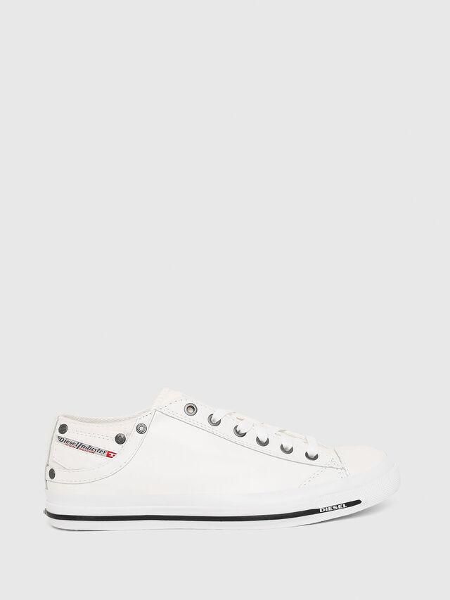 Diesel EXPOSURE IV LOW  W, White - Sneakers - Image 1