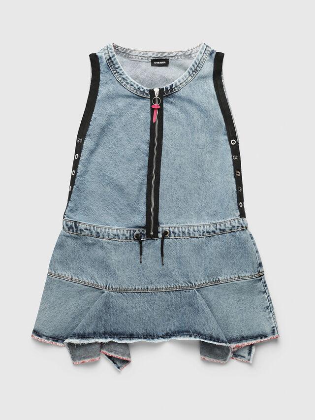 Diesel - DELFYD, Blue Jeans - Dresses - Image 1