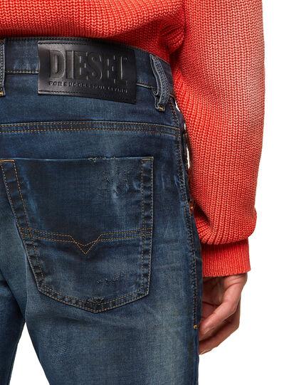 Diesel - Krooley JoggJeans® 069WR, Dark Blue - Jeans - Image 4