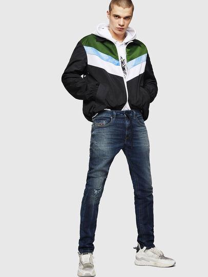 Diesel - Thommer JoggJeans 069HI, Dark Blue - Jeans - Image 6