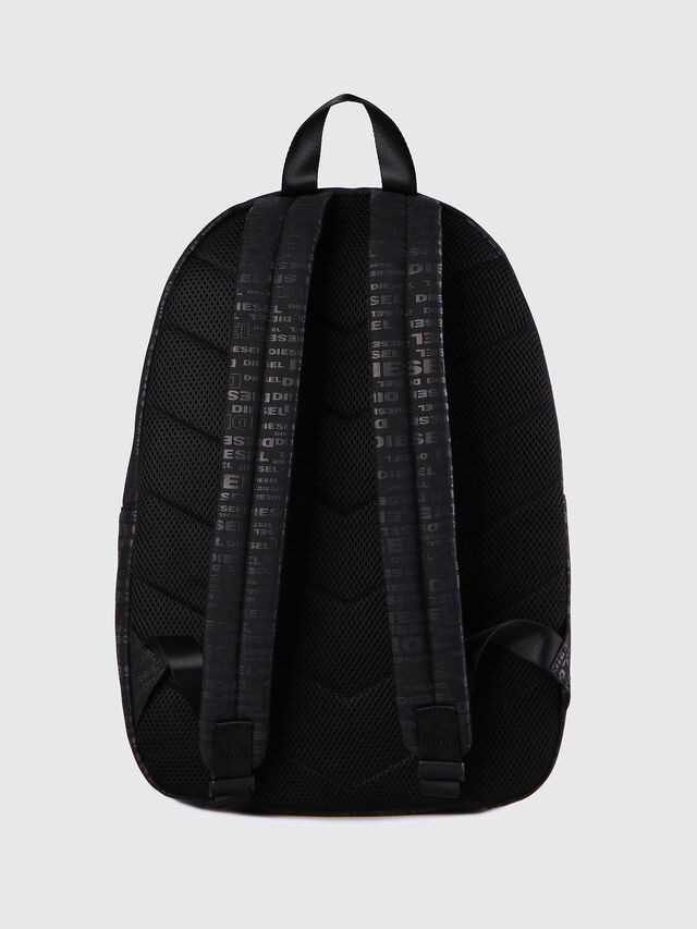 Diesel F-DISCOVER BACK, Black/Red - Backpacks - Image 3