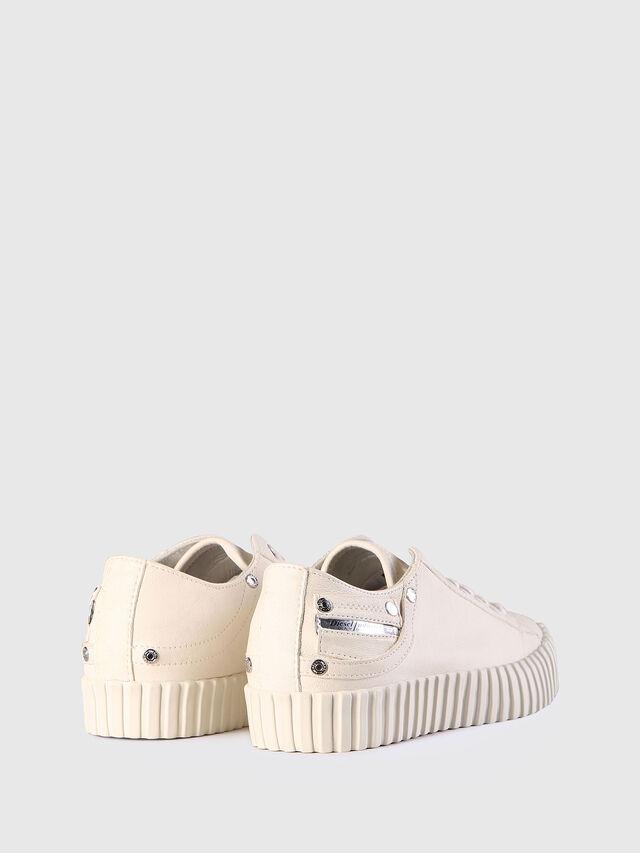 Diesel S-EXPOSURE CLC W, White - Sneakers - Image 3