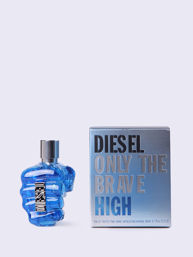 Diesel - ONLY THE BRAVE HIGH  75ML, Blue - Only The Brave - Image 1