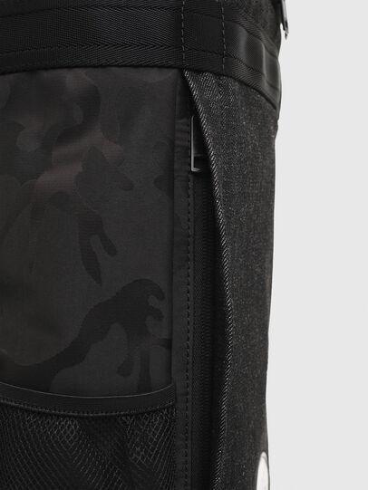 Diesel - SKULPTOR, Black - Backpacks - Image 7
