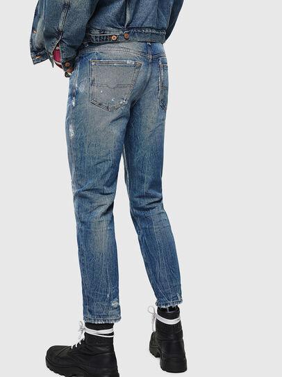 Diesel - Mharky 0078B, Light Blue - Jeans - Image 2